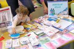 Beseda na téma dentální hygiena u dětí