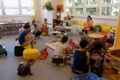 Beseda na téma první pomoc u dětí
