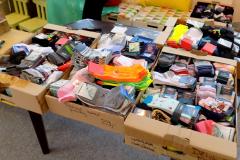 Prezentace a prodej ponožkového a punčochového zboží Knebl