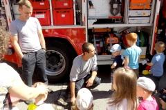 Exkurze u hasičů 9.6.2017