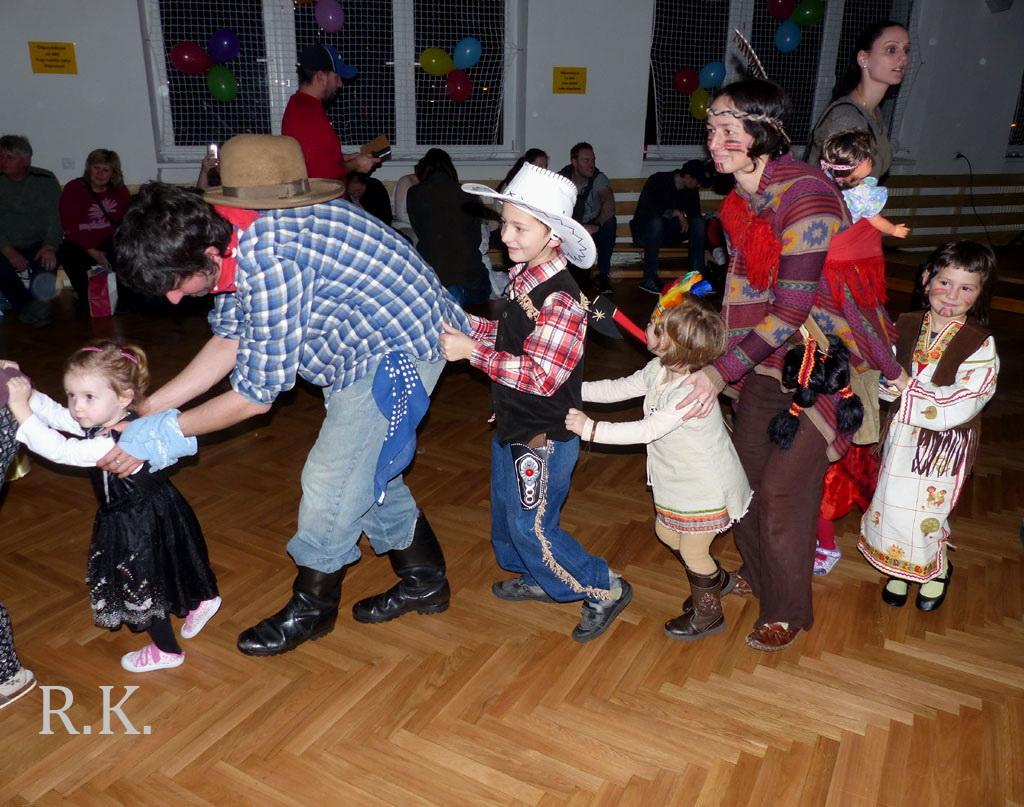Dětský karneval 20.1.2018