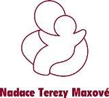 Logo NADACE TEREZY MAXOVÉ prázdné barevné